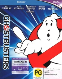 Ghostbusters on Blu-ray image