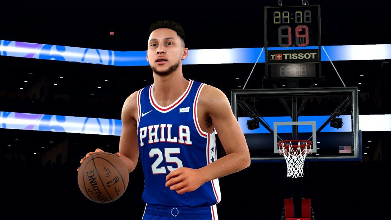 NBA 2K19 for PS4 image