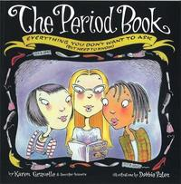 The Period Book by Karen Gravelle image