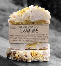 The Crafty Chook Booze Hag Soap