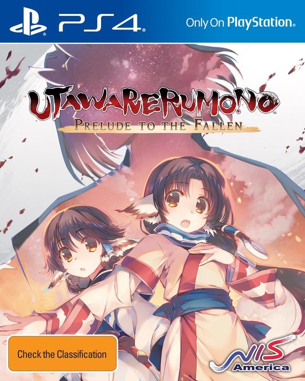 Utawarerumono: Prelude to the Fallen for PS4