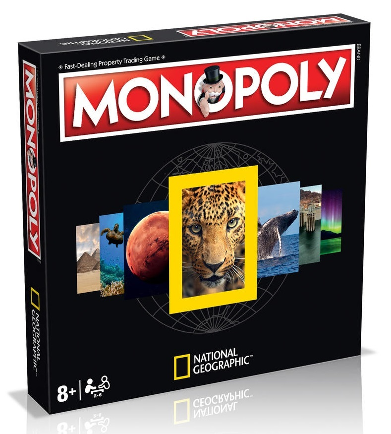 Monopoly - National Geographic Edition image