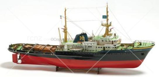 Billing Boats 1/90 Zwarte Zee Model Kit image