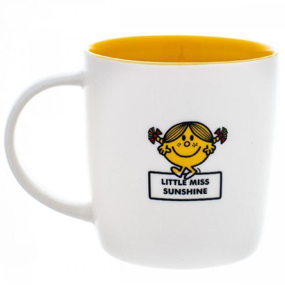 Mr. Men Little Miss: Little Miss Sunshine Mug