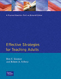 Effective Strategies for Teaching Adults by Don Seaman image