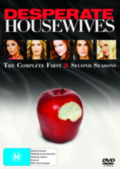 Desperate Housewives - Complete Seasons 1 And 2 (13 Disc Box Set) on DVD