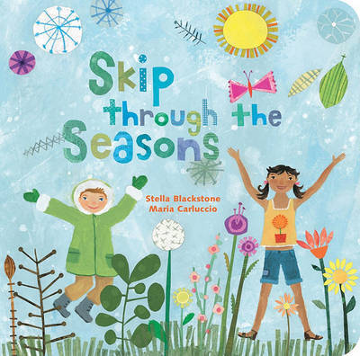 Skip Through the Seasons (Large Format) by Stella Blackstone image