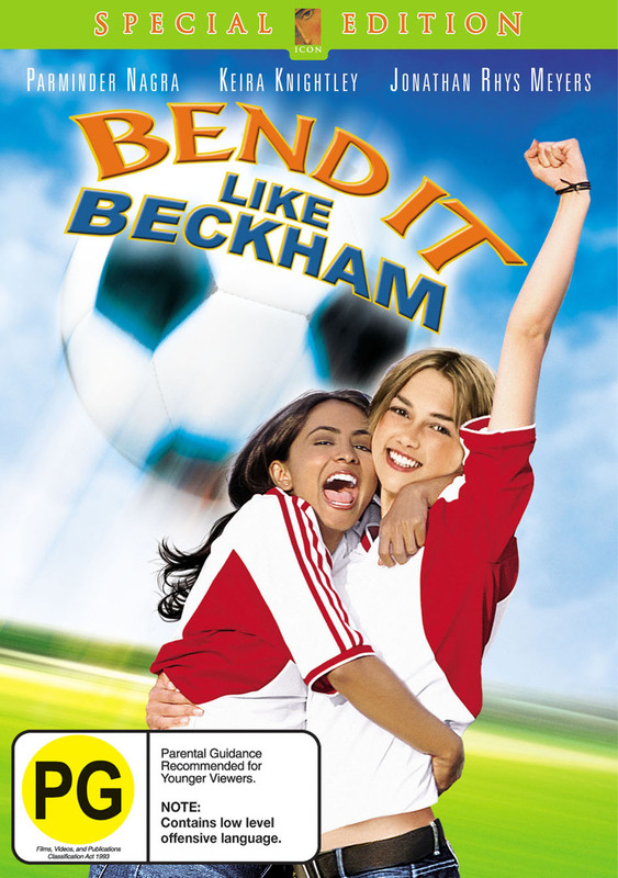 Bend It Like Beckham on DVD
