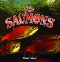 Les Saumons by Bobbie Kalman image