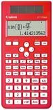 Canon F717SGA Scientific Calculator (Red)
