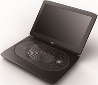 "Konka 9"" Portable DVD Player image"