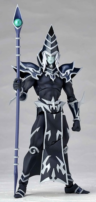 Yu Gi Oh Vulcanlog Revo Dark Magician Action Figure At
