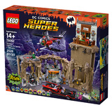 LEGO Super Heroes: Batman Classic TV Series – Batcave (76052)