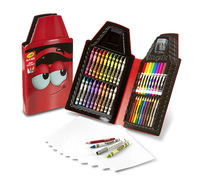 Crayola: Tip Art Case - Scarlet