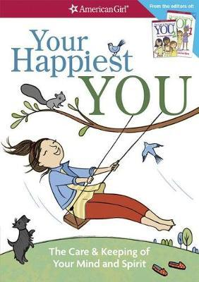 Your Happiest You by Judy Woodburn