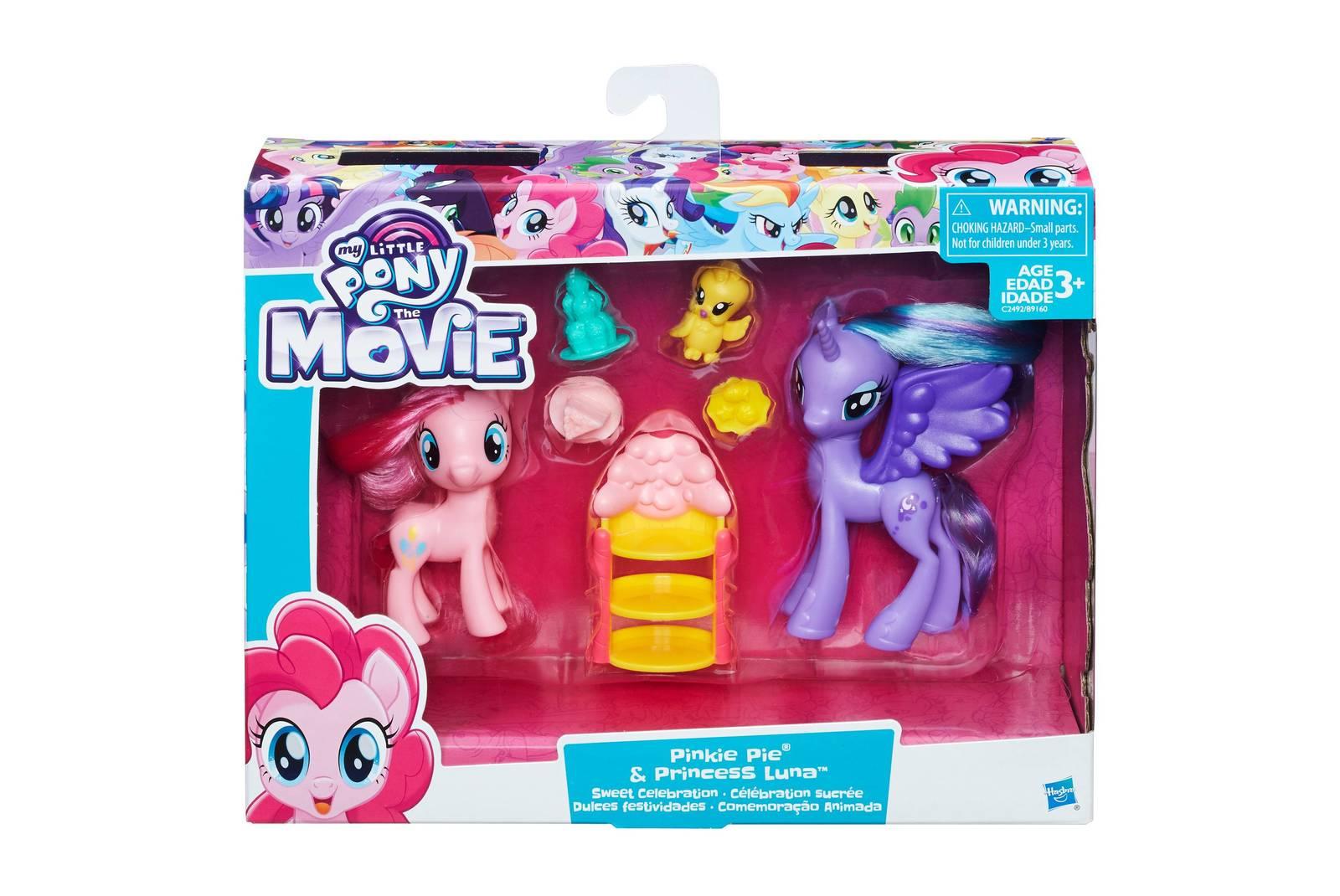 65176f4b4bd2d My Little Pony: Pony Friends - Pinkie Pie & Princess Luna - Friendship Pack