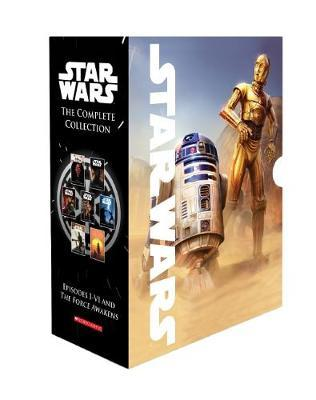 Star Wars: The Complete Collection: Episodes I-VI and The Force Awakens
