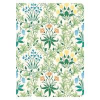 Journal: Handmade Embroidered - William Morris Celandine image