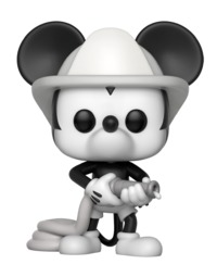 Disney: Firefighter Mickey - Pop! Vinyl Figure
