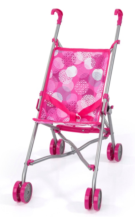 Bayer: Doll's Buggy - Pink image