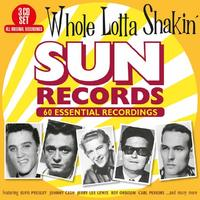 Whole Lotta Shakin Sun Records by Va