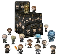 Game of Thrones: Season 10 - Mystery Minis [HT Ver.] - (Blind Box) image