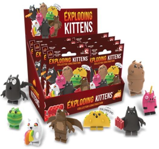 Exploding Kittens: Mini Figure - Blind Bag