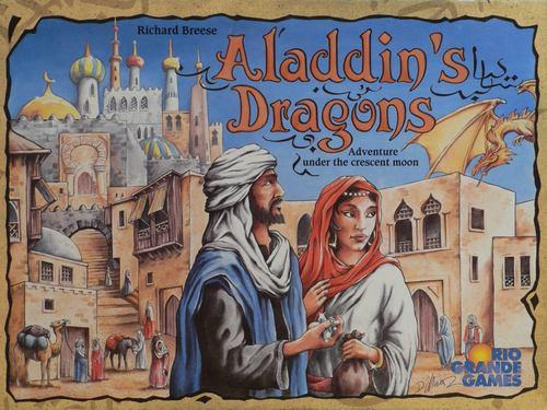 Aladdin's Dragons image