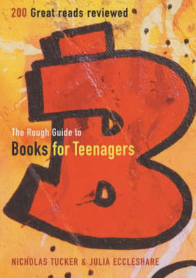 The Rough Guide to Books for Teenagers by Nicholas Tucker image