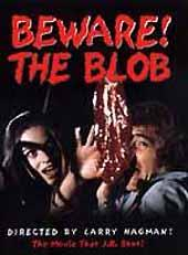 Beware The Blob / THe Son Of Blob on DVD