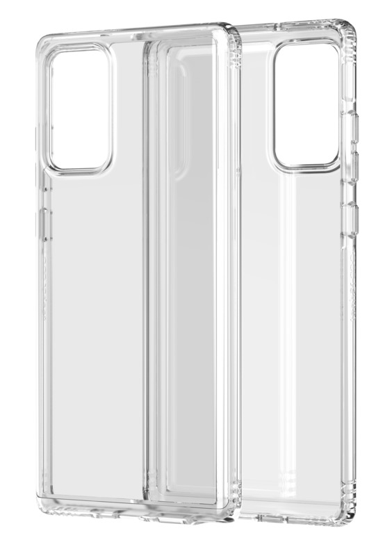 Tech21: Pure Case for Samsung Note 20 Ultra - Transparent