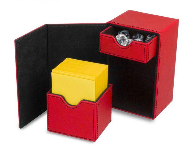 BCW: Deck Vault LX - Red