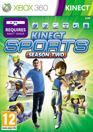 Kinect Sports: Season Two for Xbox 360