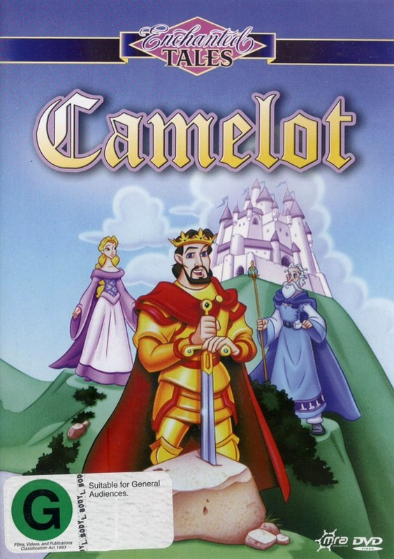 Enchanted Tales - Camelot on DVD