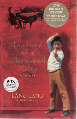 Journey of a Thousand Miles by Lang Lang