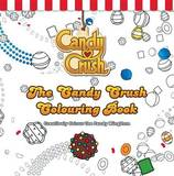 The Candy Crush Colouring Book by Candy Crush