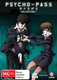 Psycho-Pass - Collection 1 on DVD