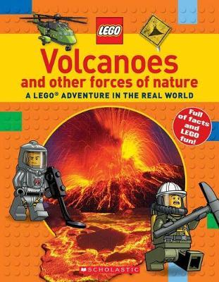 Volcanoes and Other Forces of Nature (Lego Nonfiction) by Penelope Arlon