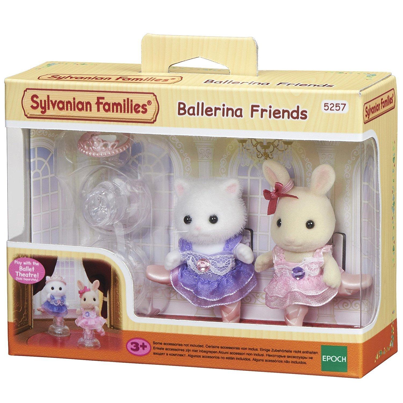 Sylvanian Families: Ballerina Friends image