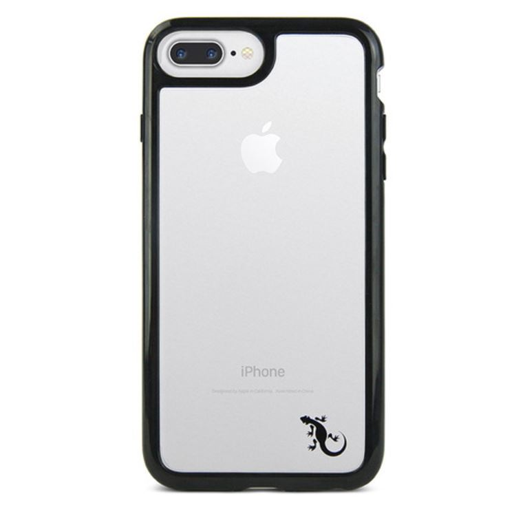 Gecko Vision Case for iPhone 7/6/6s Plus - Black Trim image