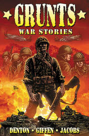 Grunts: War Stories by Keith Giffen image