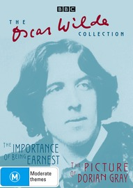 Oscar Wilde Collection, The (4 Disc Box Set) on DVD image