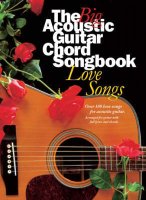 The Big Acoustic Guitar Chord Songbook image