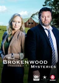 The Brokenwood Mysteries - Series 1-4 Boxset on DVD