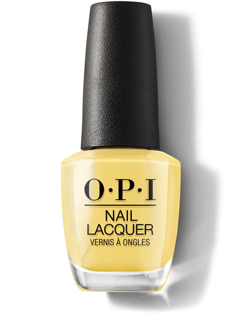 OPI Nail Lacquer # NL W56 Never a Dulles Moment (15ml) image
