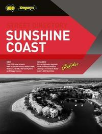 Sunshine Coast Refidex Street Directory 10th ed by UBD / Gregory's