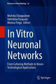 In Vitro Neuronal Networks