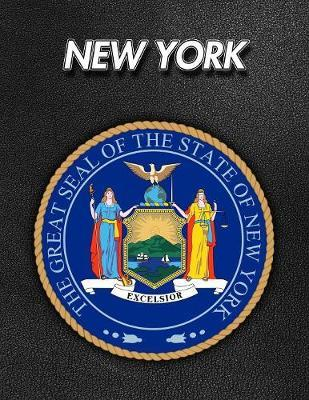 New York by Notebooks Journals Xlpress