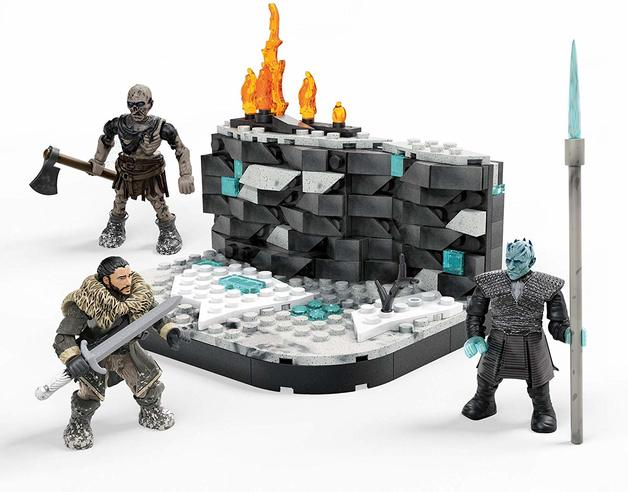 Mega Construx: Game of Thrones - Battle Beyond the Wall