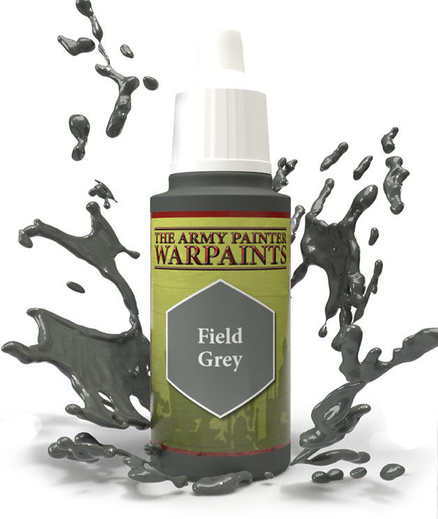 Army Painter: Warpaints - Field Grey